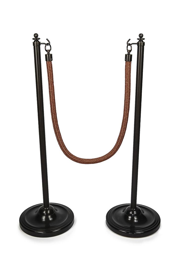 » Absperrseile-Exclusiv » Seilstaender-bronziert.jpg